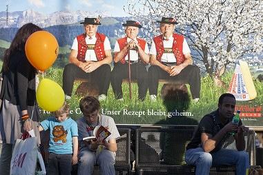 Швейцария и Аппенцелль: 500 лет вместе