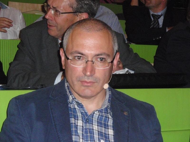 Михаил Ходорковский: там – порожняки, тут – стрелочники