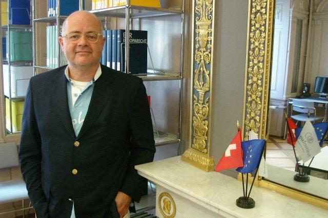 Швейцарский эксперт Андреас Келлерхальс о санкциях и конфликте на востоке Украины