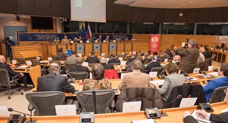 Европейский русский форум - поиски диалога