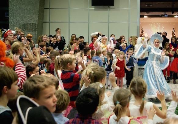 Сохраняя традиции: Рождественская Ёлка в Цюрихе