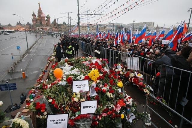 Швейцарская пресса: «Убийство в тени Кремля»