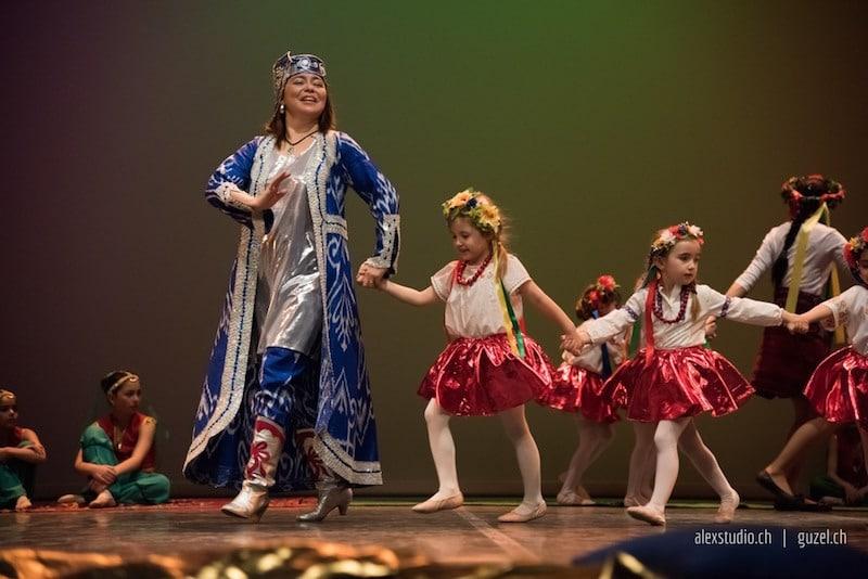 Магия танца Гузель Усмановой-Гобе