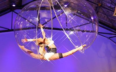 Воздушные сферы Наталии Макколи