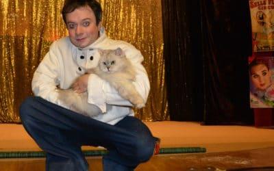 Дмитрий Куклачев: про кошек и людей