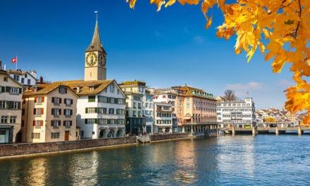 Литературный клуб в Цюрихе: Город Ц. и окрестности. Осенний выпуск
