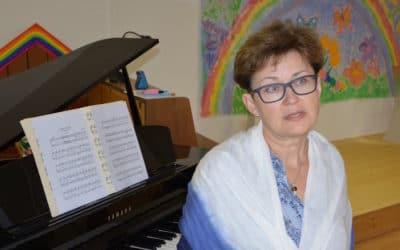 В творческой музыкальной школе «Дар» Наталии Марченковой Фрай охотно учатся дети и взрослые.
