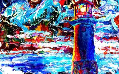 (© John Bramblitt. «Lighthouse»)