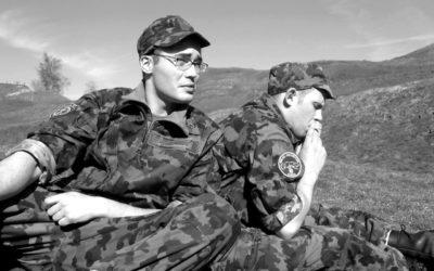 Письма из швейцарской армии (2004-2005). Очень краткая история швейцарской армии