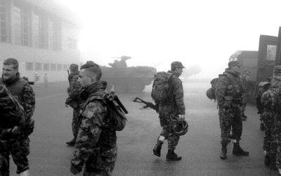 Письма из швейцарской армии (2004-2005). Текст повестки