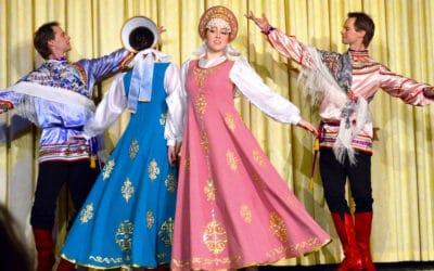 Окно в русскую духовность в Швейцарии открывается с Изолиной Беловой-Вилль
