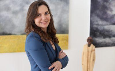 ARTelPOINT Galerie: художник Елена Лагун открыла галерею в Швейцарии