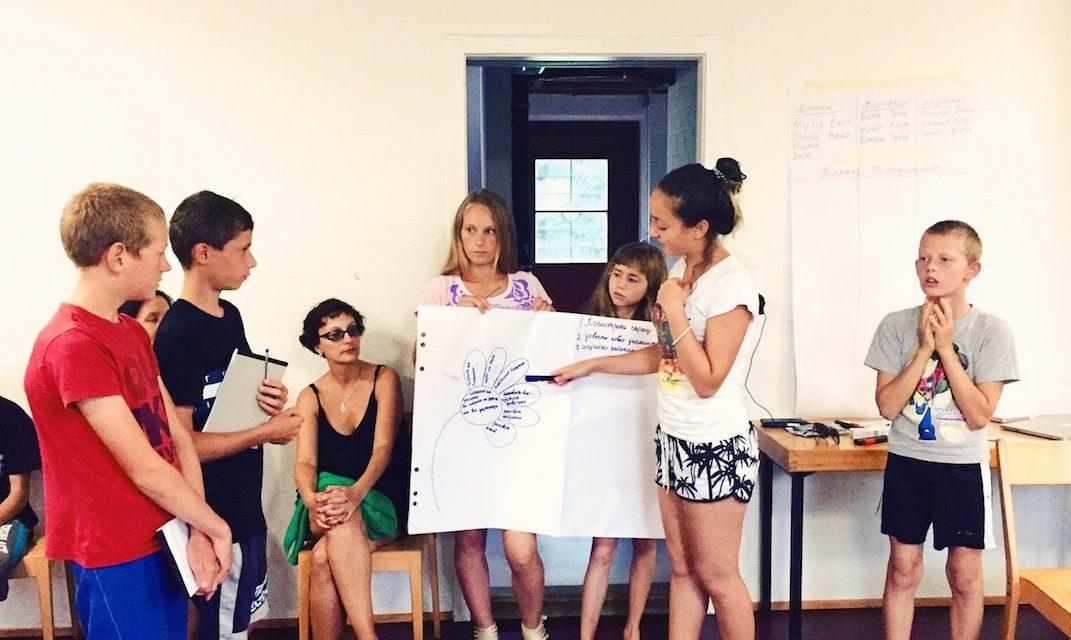В Швейцарии вновь организуют летний лагерь для детей-сирот из Украины