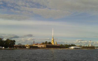 Небесные храмы Санкт-Петербурга