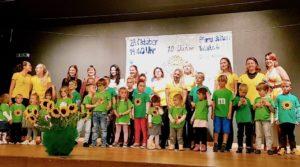 """""""Турнесоль"""". Детский развивающий центр в кантоне Люцерн. Русский язык"""