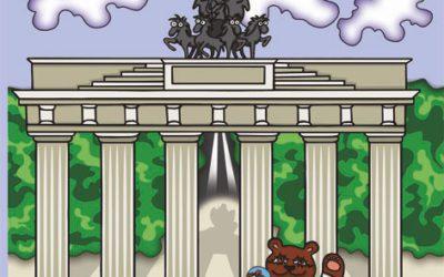 «Привет от берлинского медведя». Новая книга Каролы Юрхотт