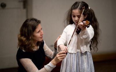 Школа Музыки Захара Брона. Как вырастить Паганини?