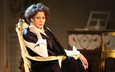 Ксения Раппопорт: Театр мне необходим