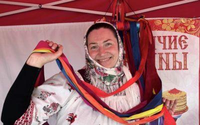 Масленица пела в Швейцарии на разных языках