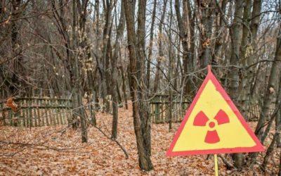 Чернобыль и зона отчуждения – один день осенью