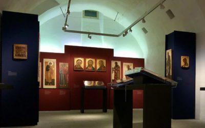 Немая проповедь православных икон в Швейцарии