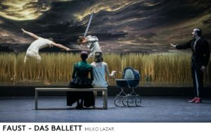 Опера и балет «Фауст» в Цюрихском оперном театре - даты изменены