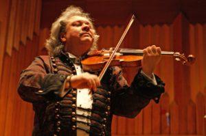 Чародей скрипки Роби Лакатош