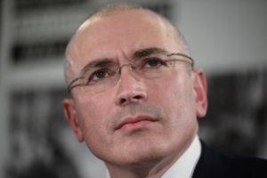 """Михаил Ходорковский в Цюрихе с лекцией """"Есть ли у России будущее?"""""""