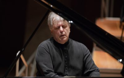 Пианист Андрей Гаврилов: в начале была музыка
