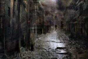 Страшные сны в изгнании. Дневник Немирова
