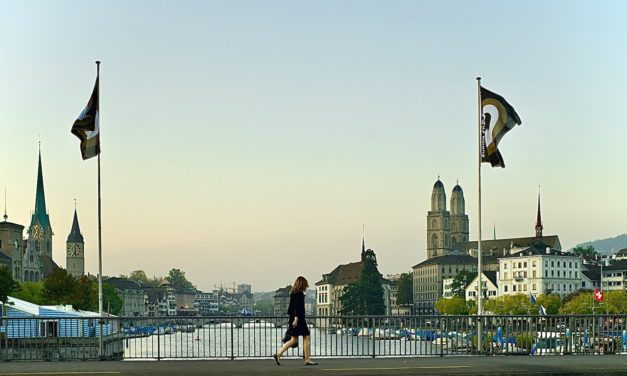 Флаги Цюрихского кинофестиваля реют над миром. (© Zurich Film Festival)