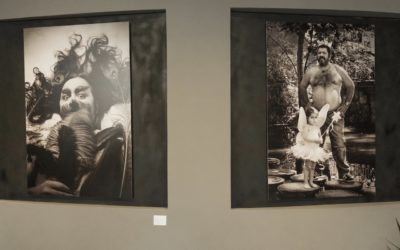 """В Цюрихе до конца октября выставка фотографий Луиса Лумбрераса (Luis Lumbreras) """"Sombras"""" или """"Тени"""". (© Lucy Koenig)"""