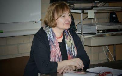 Ольга Буренина-Петрова: «Насилие противоестественно для творческой личности». (© schwingen.net)